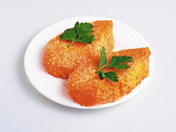 Овощные котлеты морковные